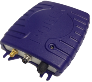 GPS repeater in a non-waterproof (IP51) enclosure