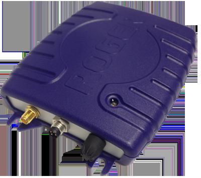 GPS repeater in IP51 enclosure