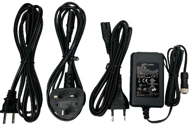 power supply and cable options