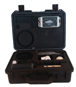 Portable/tactical GPS repeater kit in a tough Peli case