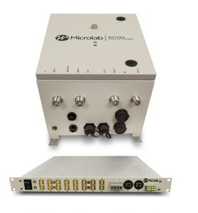 Microlab GPSR400 GPS repeater outdoor unit with GPSR116 indoor unit