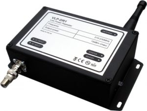 DAB digital signal repeater unit