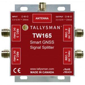 Tallysman TW165 Smart GNSS Signal Splitter